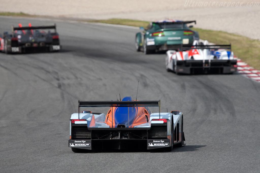Lola-Aston Martin LMP1 - Chassis: B0960-HU02   - 2009 Le Mans Series Catalunya 1000 km