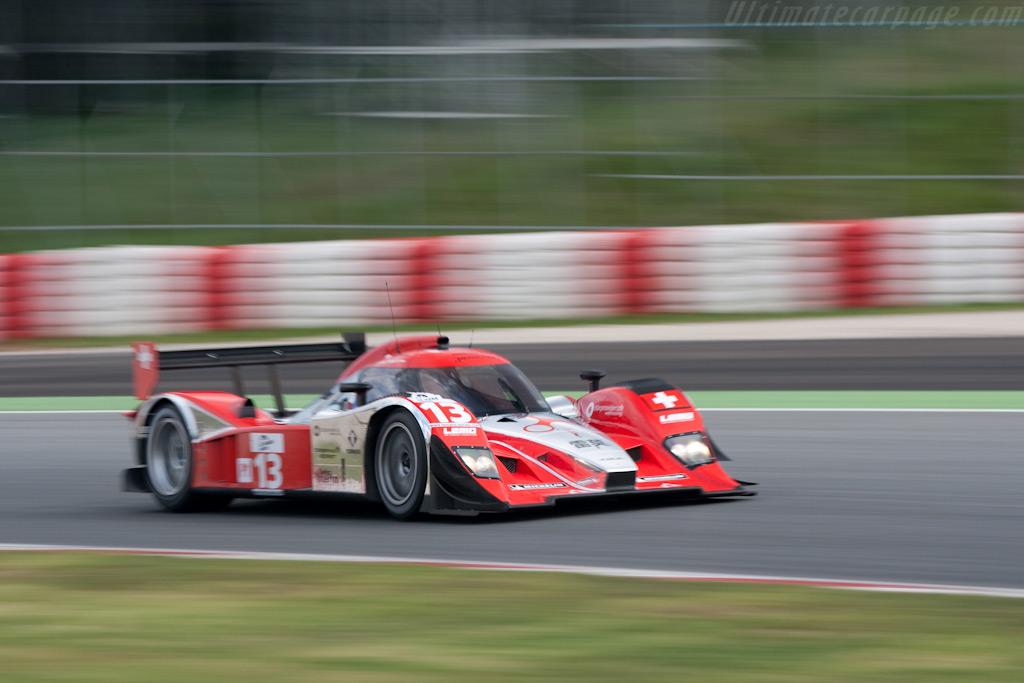 Lola B08/60 Aston Martin - Chassis: B0860-HU01   - 2009 Le Mans Series Catalunya 1000 km