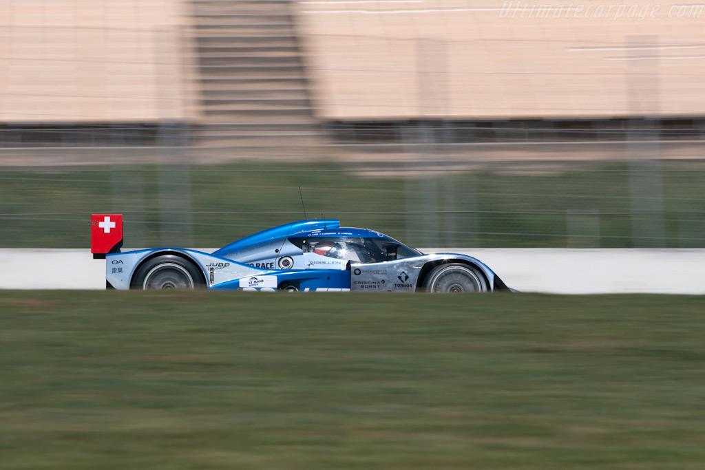 Lola B08/80 Judd - Chassis: B0880-HU01   - 2009 Le Mans Series Catalunya 1000 km