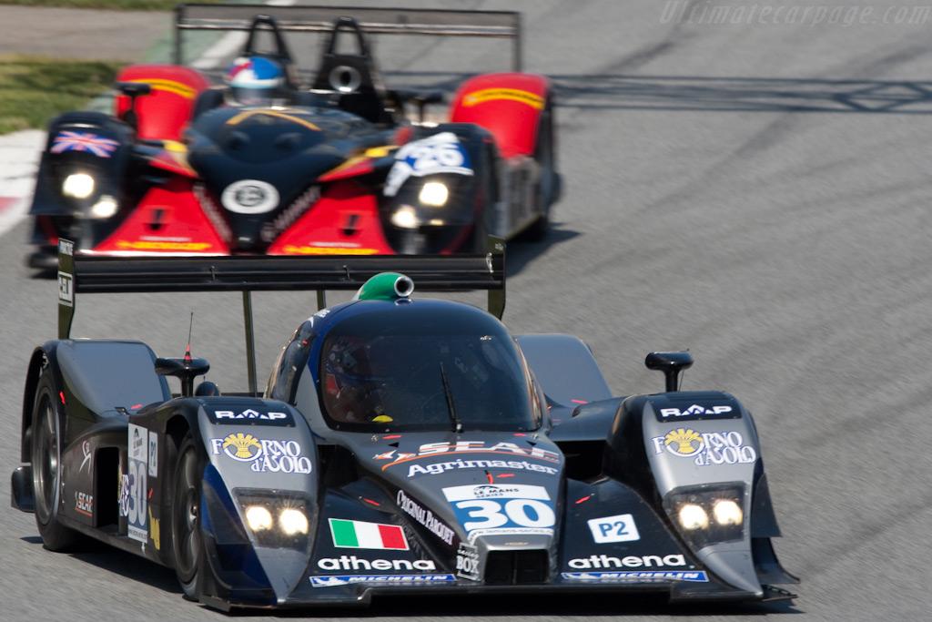 Lola B08/80 Judd - Chassis: B0980-HU04   - 2009 Le Mans Series Catalunya 1000 km