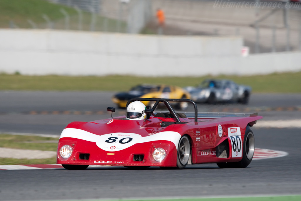 Lola T280 Cosworth - Chassis: HU4   - 2009 Le Mans Series Catalunya 1000 km
