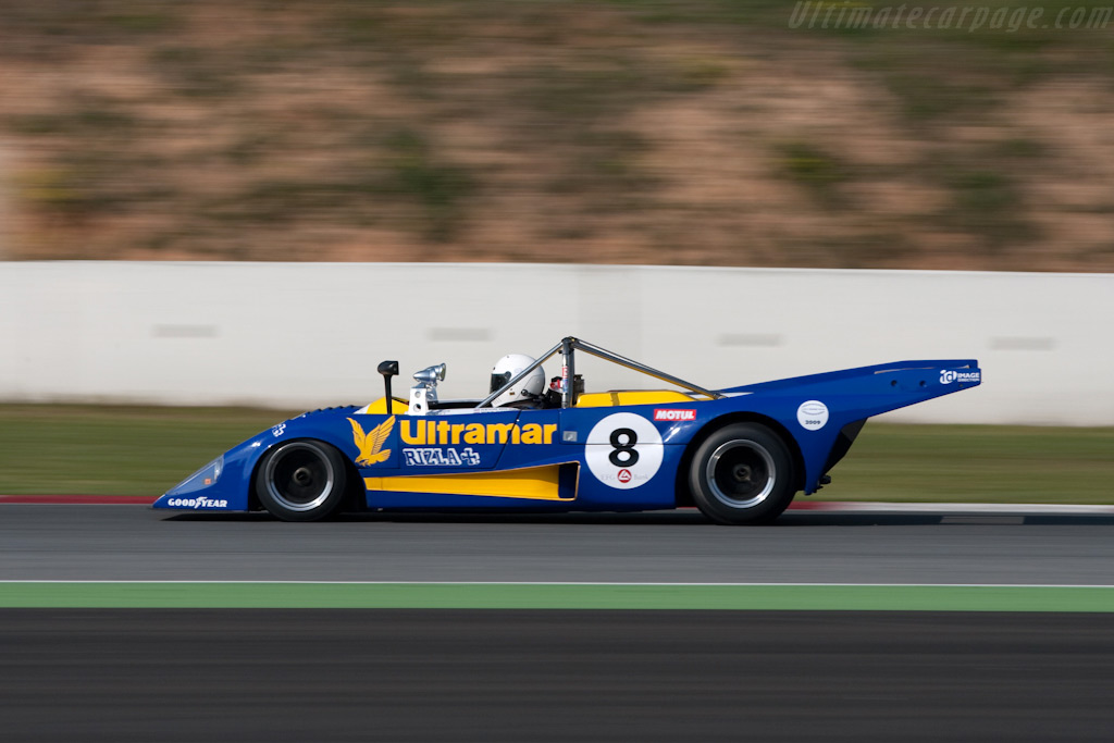 Lola T296 - Chassis: HU87   - 2009 Le Mans Series Catalunya 1000 km