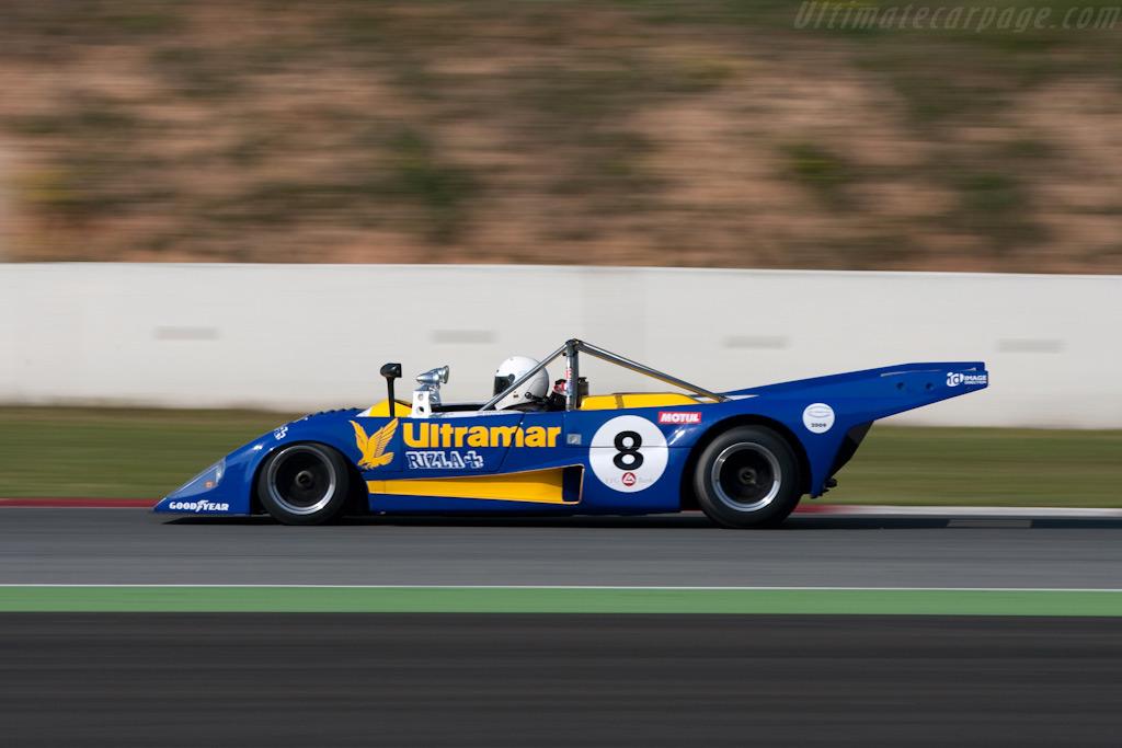 Lola T296 - Chassis: HU87   - 2009 Le Mans Series Catalunya 1000 km