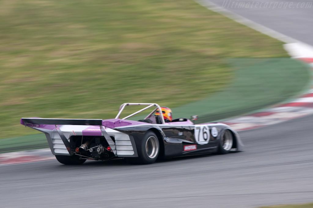 Lola T298    - 2009 Le Mans Series Catalunya 1000 km