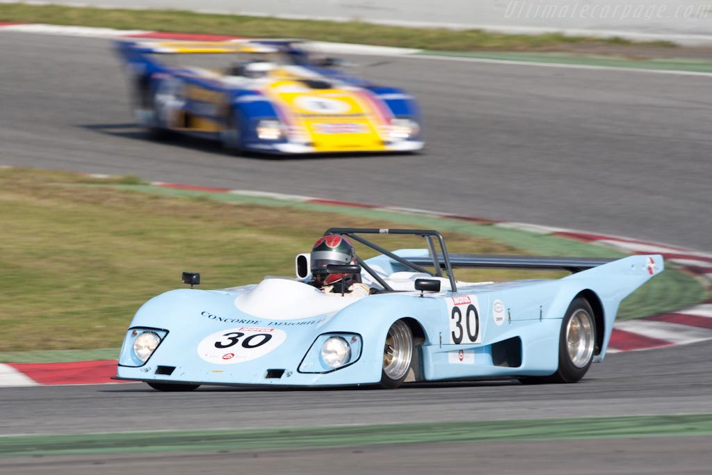 Lola T298 - Chassis: HU93   - 2009 Le Mans Series Catalunya 1000 km