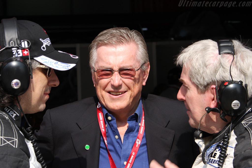 Lola owner Martin Birrane    - 2009 Le Mans Series Catalunya 1000 km