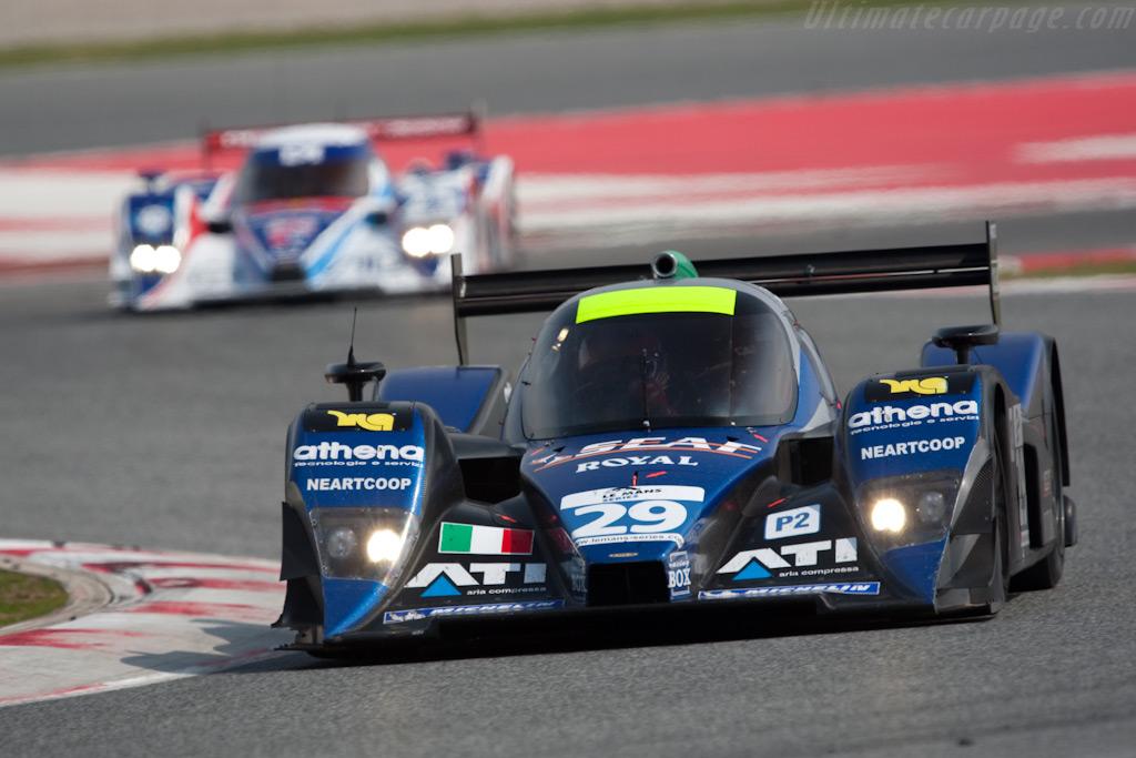Lolas - Chassis: B0980-HU05   - 2009 Le Mans Series Catalunya 1000 km