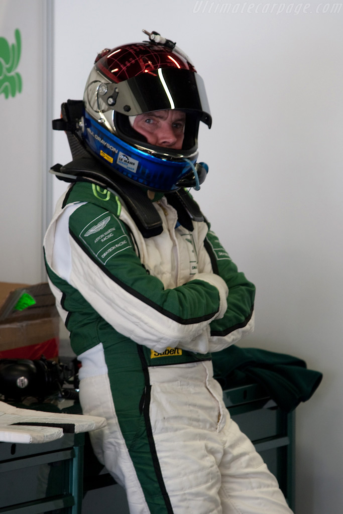 Lord Drayson    - 2009 Le Mans Series Catalunya 1000 km