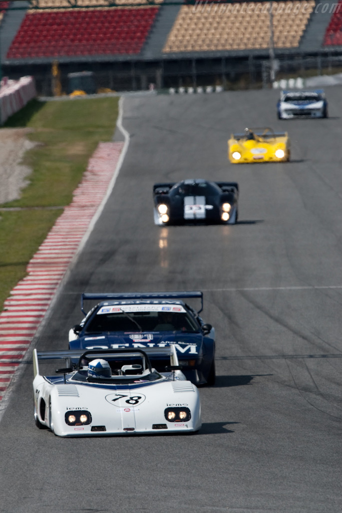 March 74S Cosworth - Chassis: 74S/6   - 2009 Le Mans Series Catalunya 1000 km