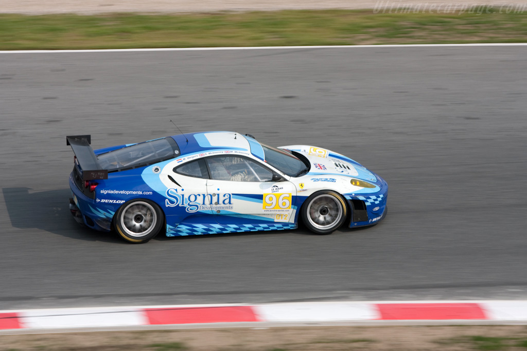New colors and drivers for '07 and '08 champs Virgo - Chassis: 2638   - 2009 Le Mans Series Catalunya 1000 km