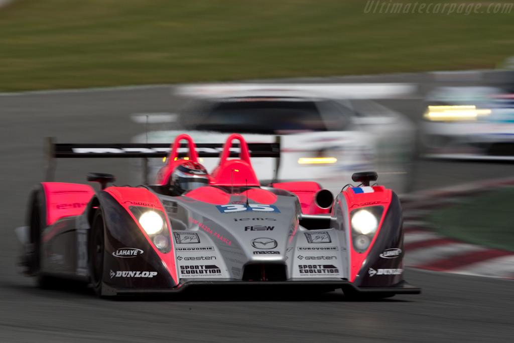 Pescarolo 01 Mazda - Chassis: 01-06   - 2009 Le Mans Series Catalunya 1000 km
