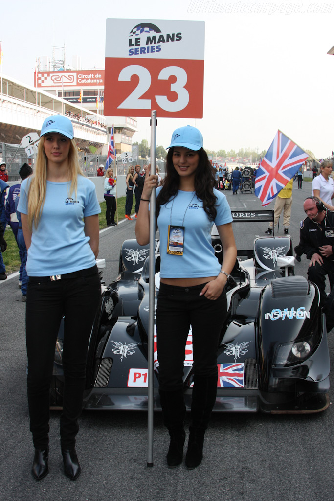 Pole position - Chassis: 09S-04   - 2009 Le Mans Series Catalunya 1000 km