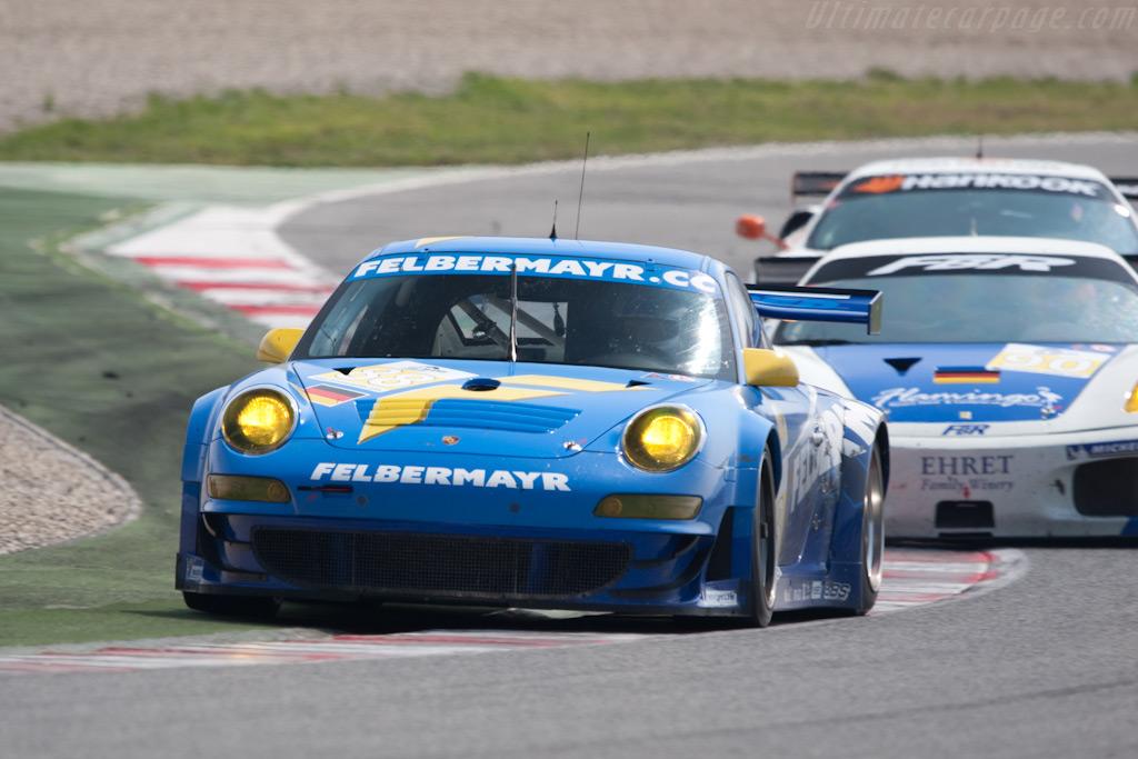 Porsche - Ferrari - Ferrari - Chassis: WP0ZZZ99Z9S799918   - 2009 Le Mans Series Catalunya 1000 km