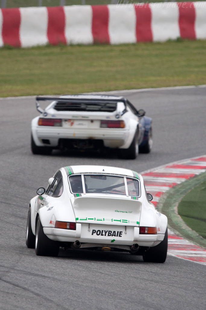 Porsche 911 RSR 2.8    - 2009 Le Mans Series Catalunya 1000 km