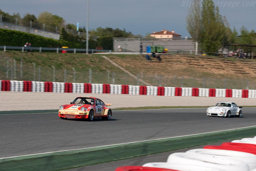 Porsche 911 RSR 3.0 - Chassis: 911 460 9058   - 2009 Le Mans Series Catalunya 1000 km