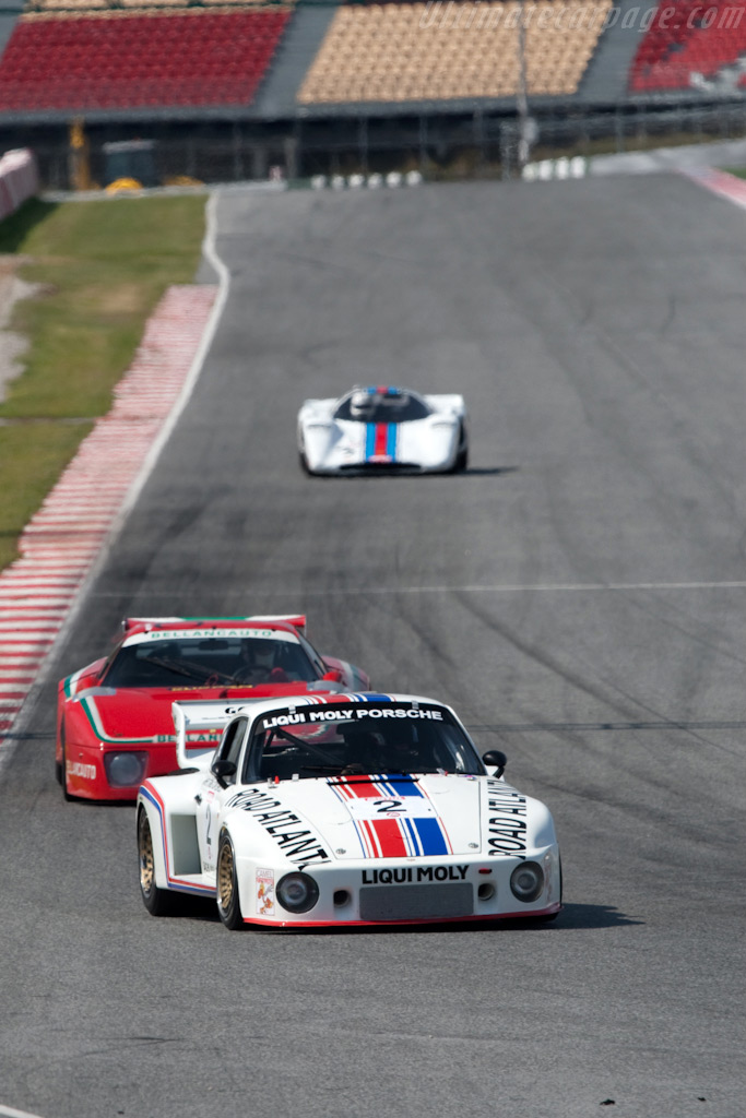 Porsche 935 - Chassis: 930 890 0016   - 2009 Le Mans Series Catalunya 1000 km
