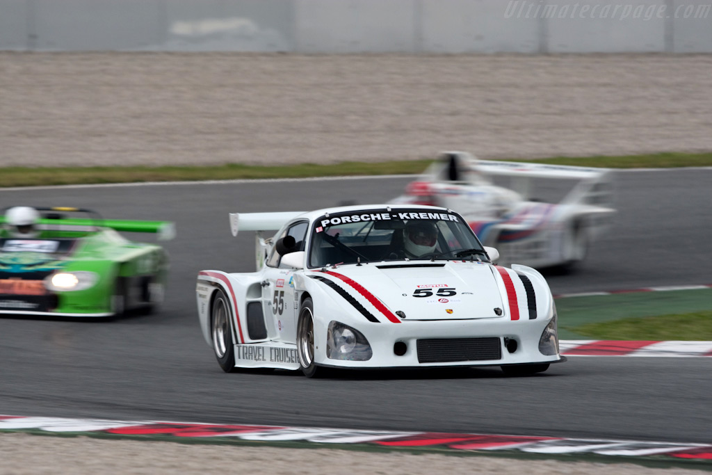 Porsche 935 K3 - Chassis: 930 890 0022   - 2009 Le Mans Series Catalunya 1000 km