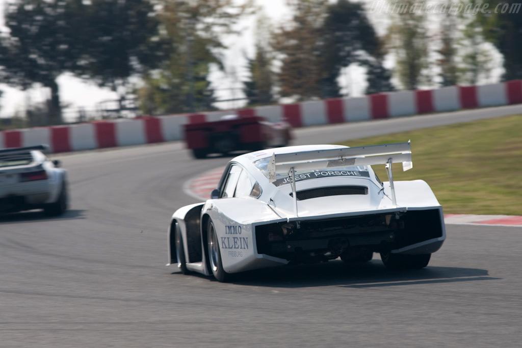 Porsche 935J 'Moby Dick' - Chassis: JR-001   - 2009 Le Mans Series Catalunya 1000 km