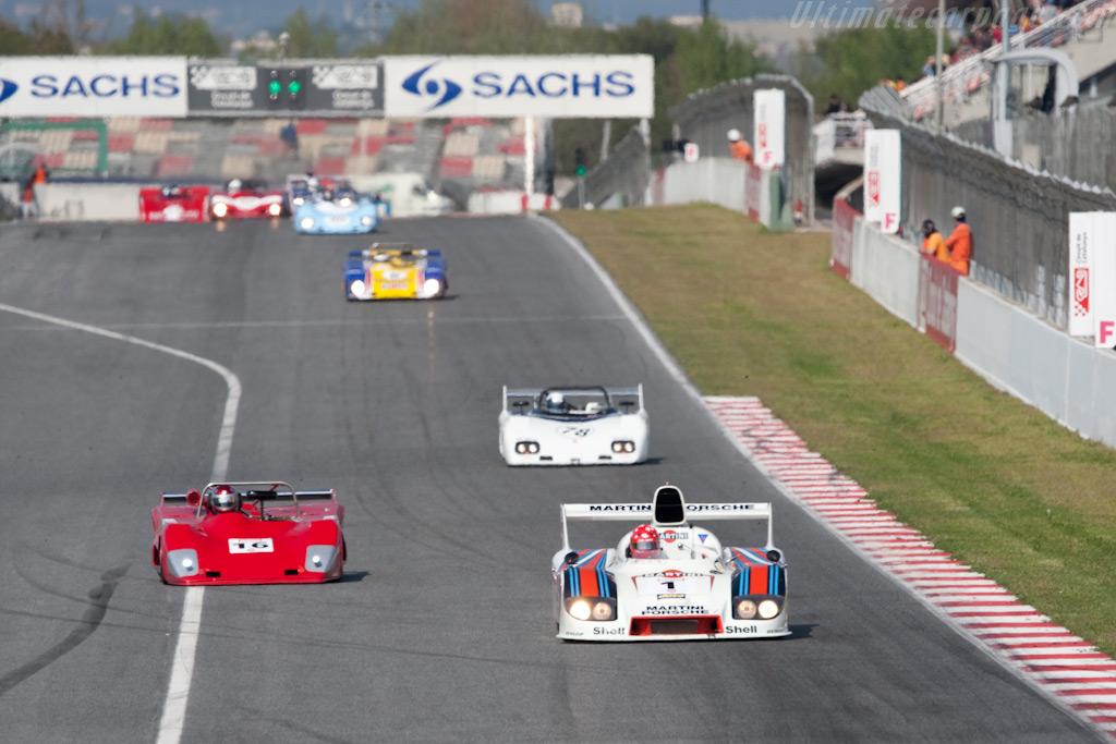 Porsche 936 - Chassis: 936-004   - 2009 Le Mans Series Catalunya 1000 km