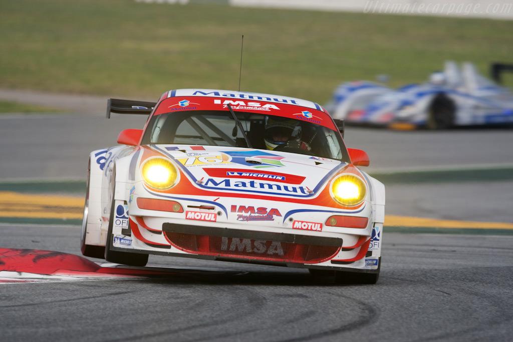 Porsche 997 GT3 RSR - Chassis: WP0ZZZ99Z9S799915   - 2009 Le Mans Series Catalunya 1000 km