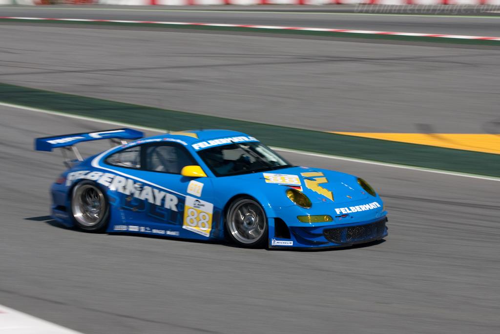 Porsche 997 GT3 RSR - Chassis: WP0ZZZ99Z9S799918   - 2009 Le Mans Series Catalunya 1000 km