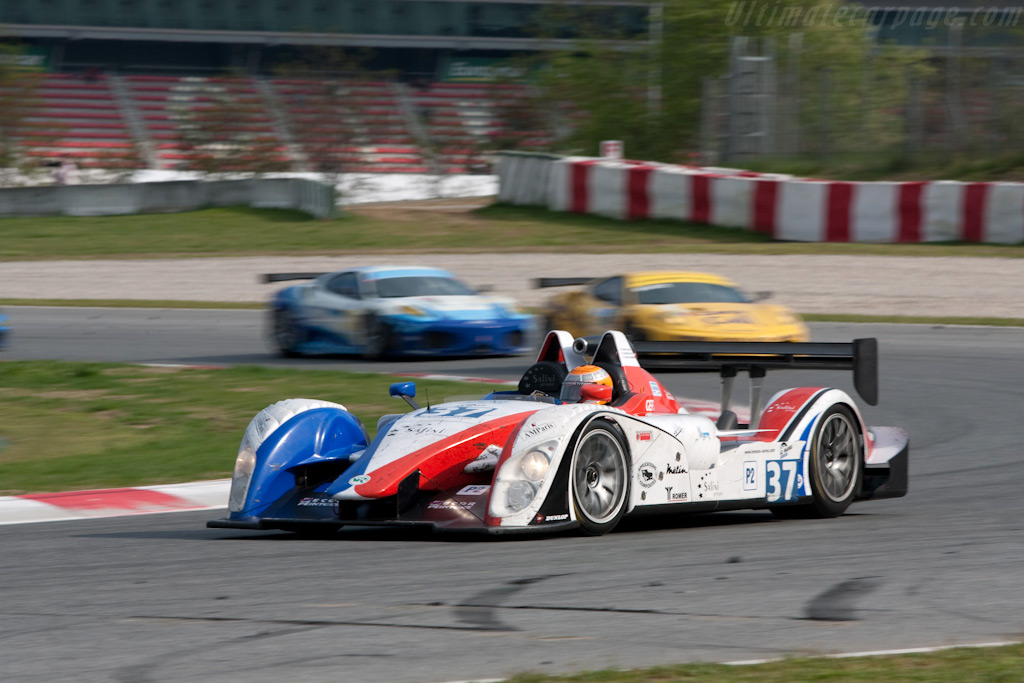 Problems dropped the WR down to 9th - Chassis: 2008-001   - 2009 Le Mans Series Catalunya 1000 km