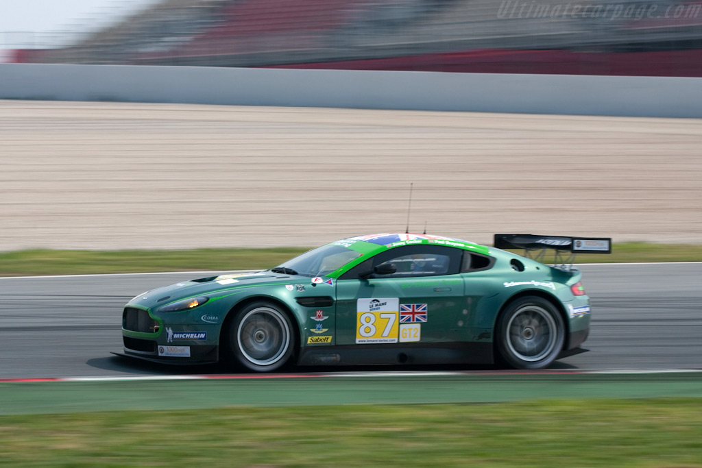 Rumbling - Chassis: GT2/002   - 2009 Le Mans Series Catalunya 1000 km