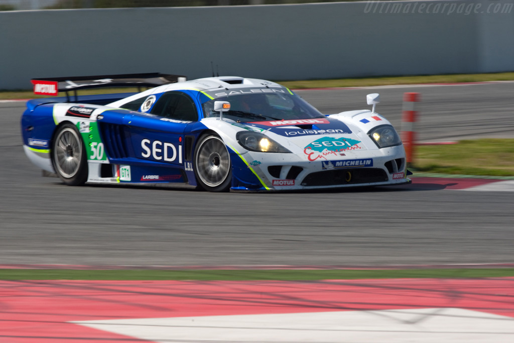 Saleen S7-R - Chassis: 082R   - 2009 Le Mans Series Catalunya 1000 km