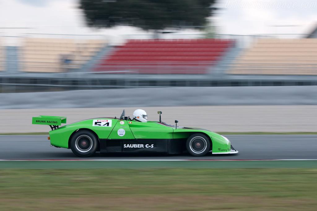 Sauber C5 - Chassis: C05.004   - 2009 Le Mans Series Catalunya 1000 km