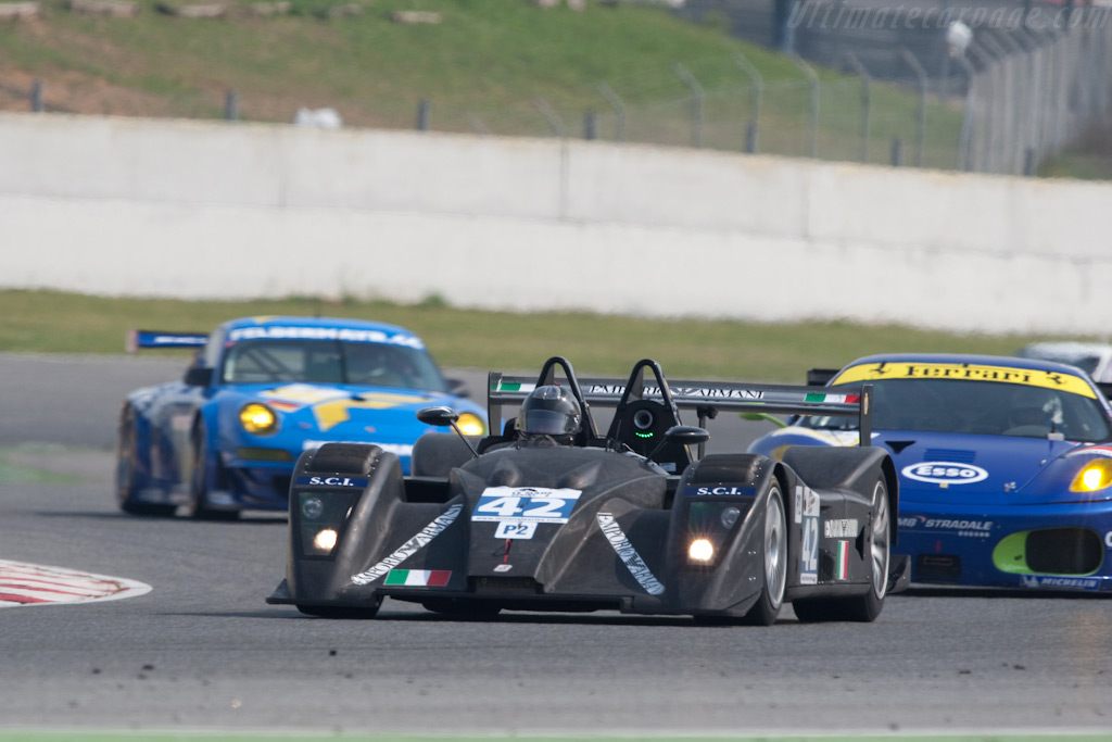 Stealth Lucchini - Chassis: 166   - 2009 Le Mans Series Catalunya 1000 km