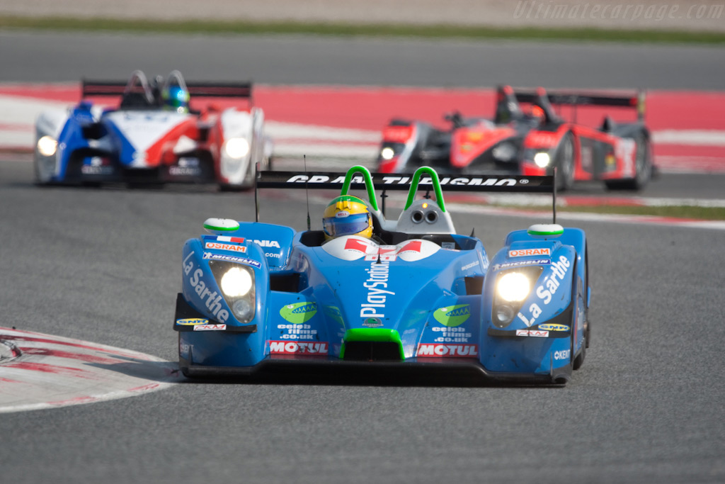 The 'old' Pescarolo - Chassis: 01-01   - 2009 Le Mans Series Catalunya 1000 km