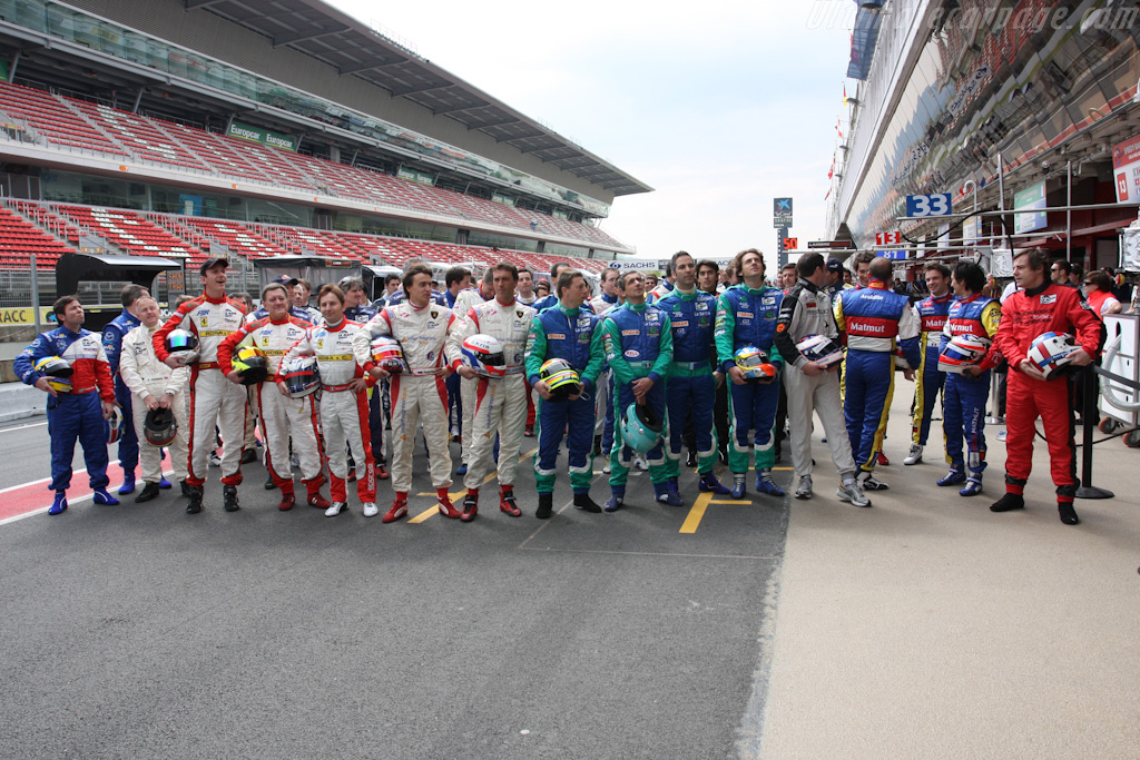 The class of 2009    - 2009 Le Mans Series Catalunya 1000 km