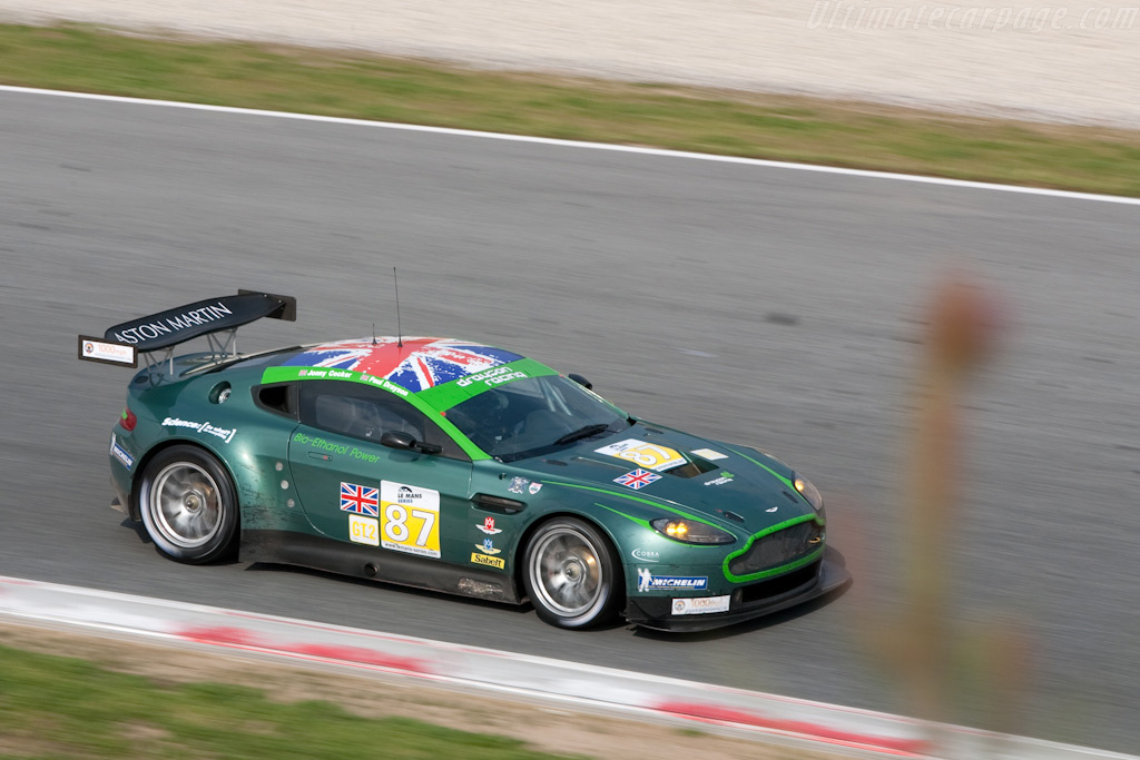 Union Jack - Chassis: GT2/002   - 2009 Le Mans Series Catalunya 1000 km