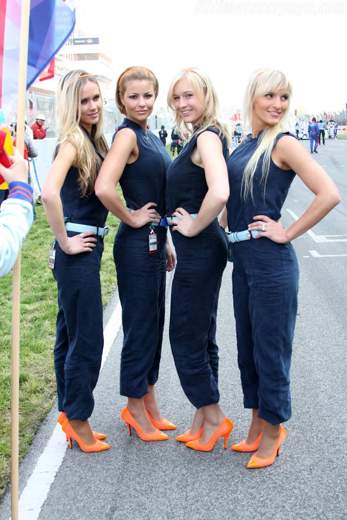 Welcome to the Circuit de Catalunya    - 2009 Le Mans Series Catalunya 1000 km