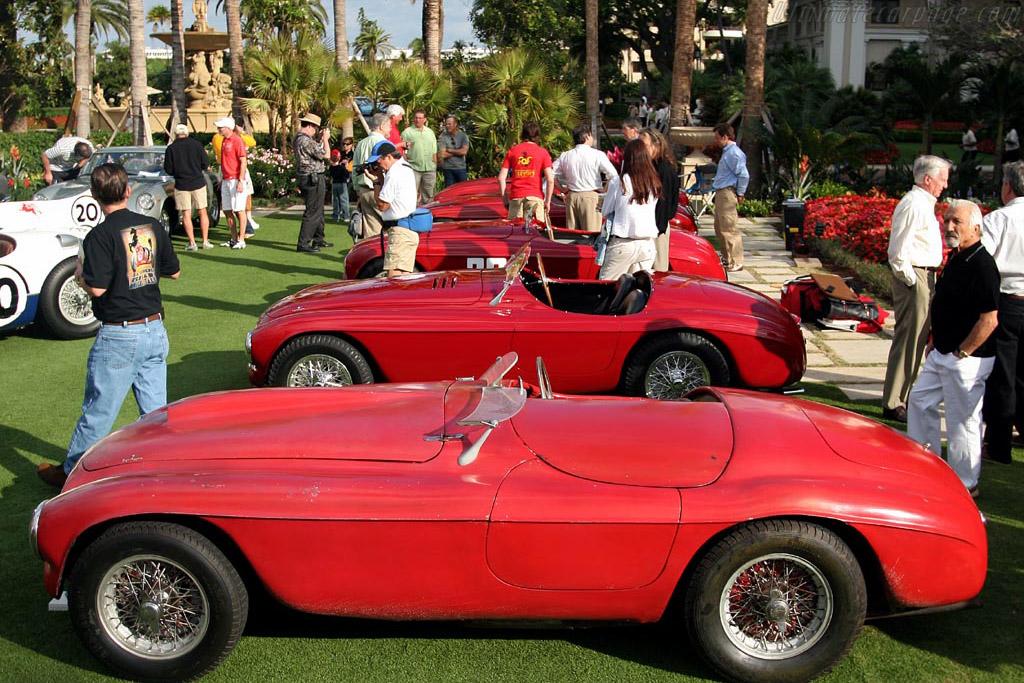 Cavallino Feature: Ferrari 166    - 2007 Cavallino Classic