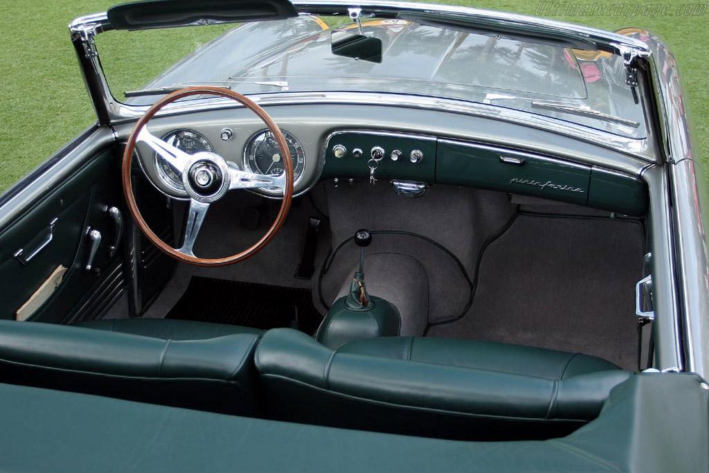 Ferrari 342 America Pinin Farina Cabriolet - Chassis: 0248AL   - 2007 Cavallino Classic