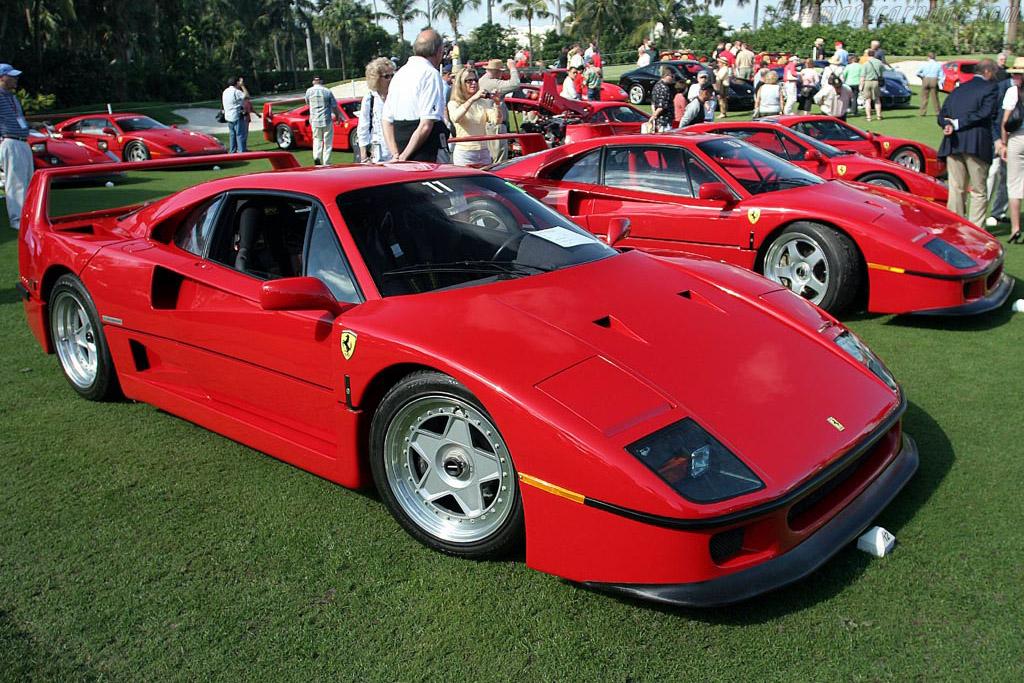 Ferrari F40    - 2007 Cavallino Classic