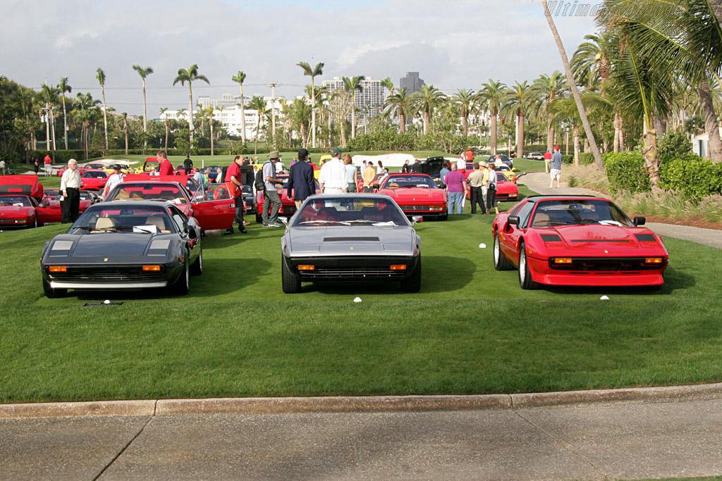 V8 Ferraris    - 2006 Cavallino Classic