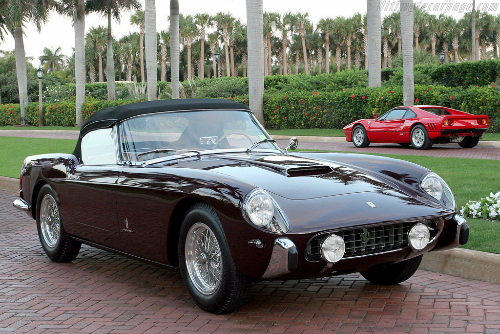 Ferrari 250 GT Cabriolet Series I - Chassis: 0813GT - Entrant: Peter S. Kalikow  - 2008 Cavallino Classic