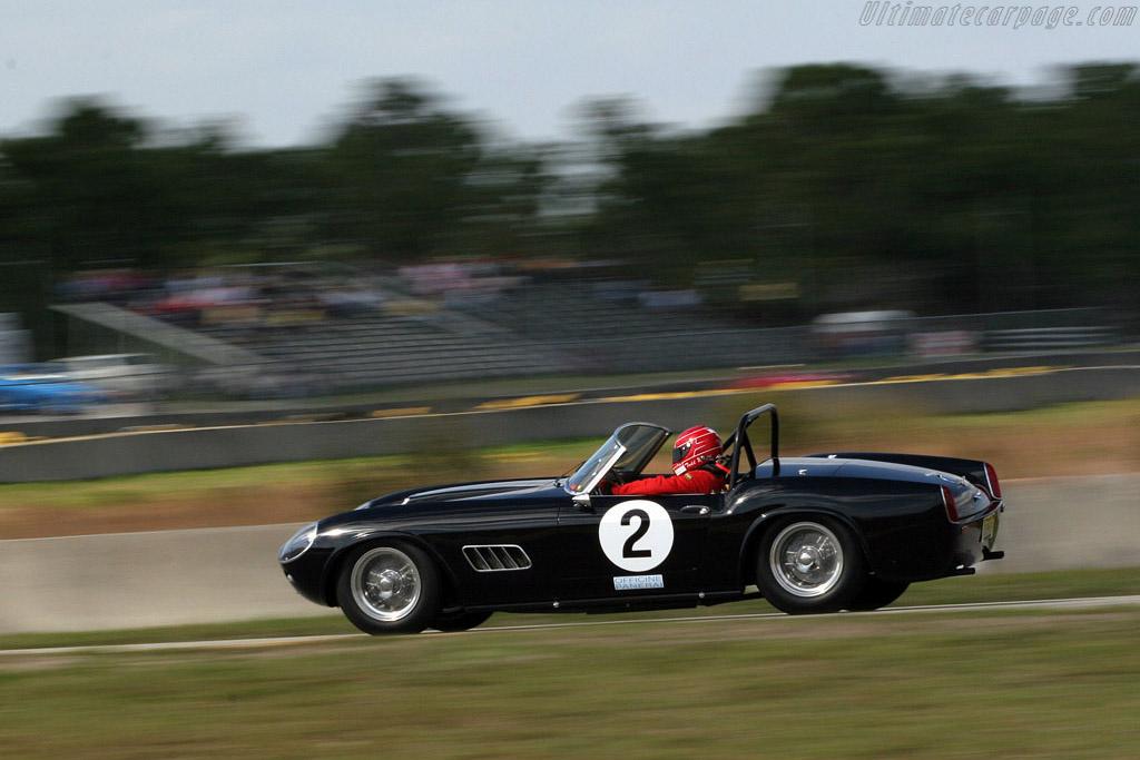 Ferrari 250 GT California - Chassis: 1603GT - Driver: Todd Morici  - 2008 Cavallino Classic