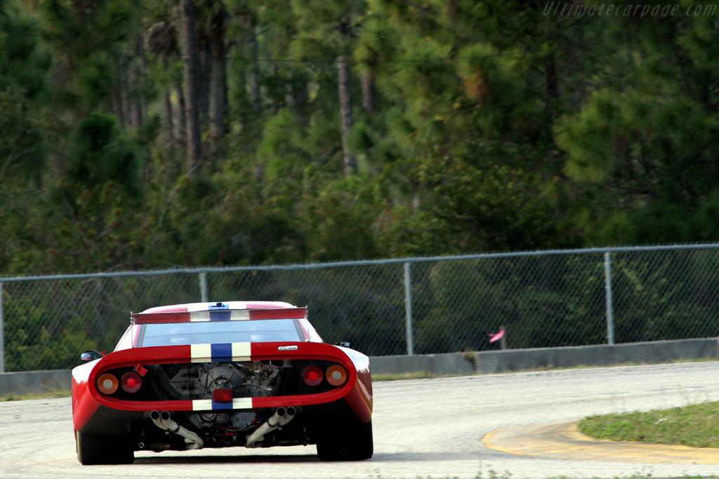 Ferrari 512 BB LM - Chassis: 29509 - Driver: Jim Fuchs  - 2008 Cavallino Classic