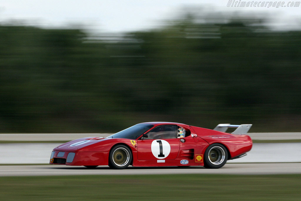 Ferrari 512 BB LM - Chassis: 38181 - Driver: Todd Morici  - 2008 Cavallino Classic