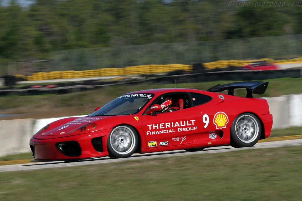 Ferrari F360 GT    - 2008 Cavallino Classic