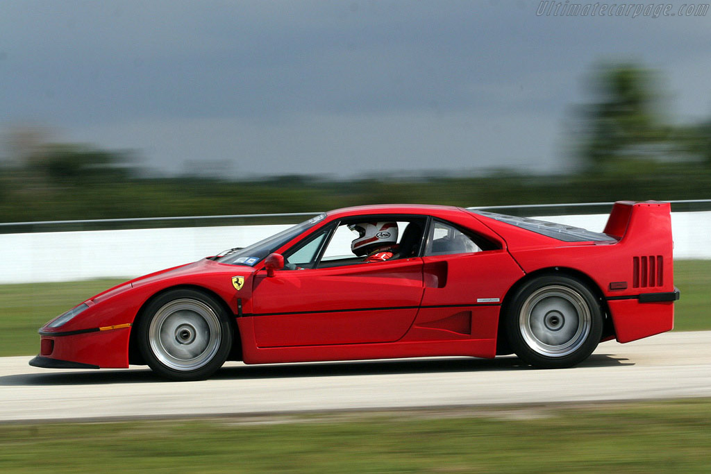 Ferrari F40    - 2008 Cavallino Classic