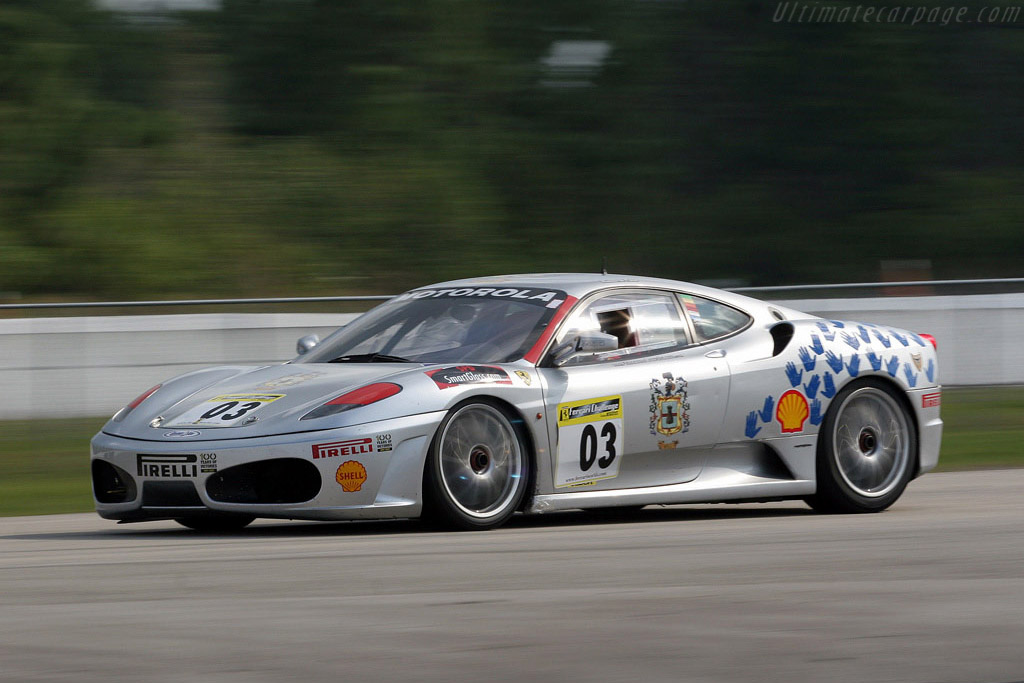 Ferrari F430 Challenge    - 2008 Cavallino Classic