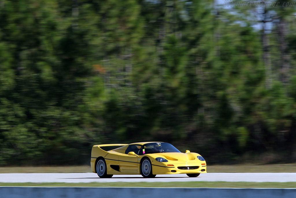 Ferrari F50    - 2008 Cavallino Classic