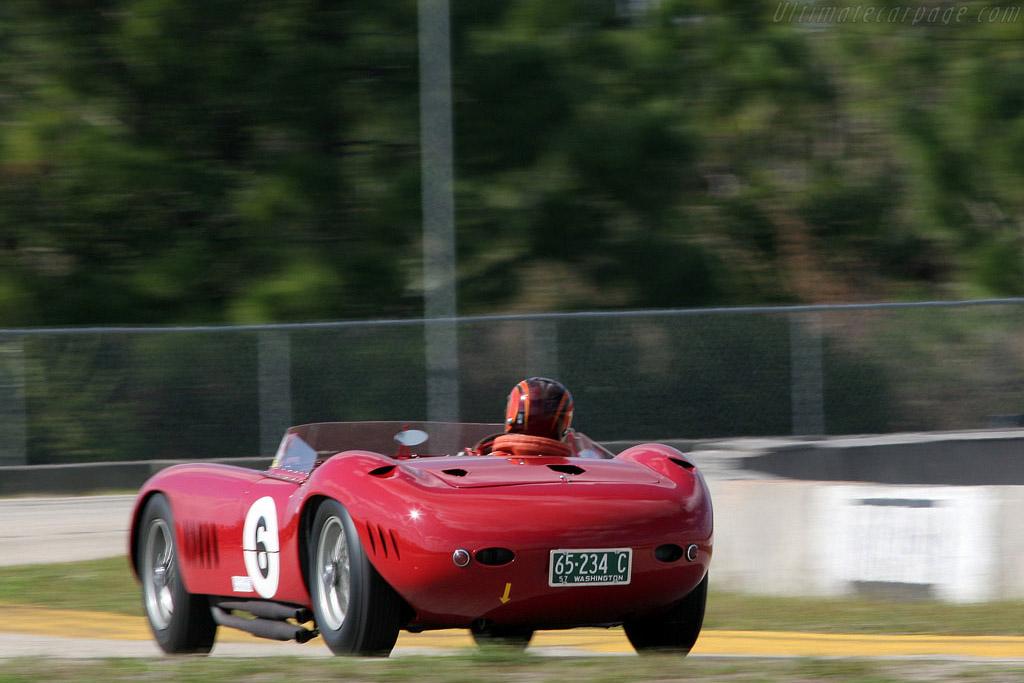 Maserati 300 S - Chassis: 3072   - 2008 Cavallino Classic