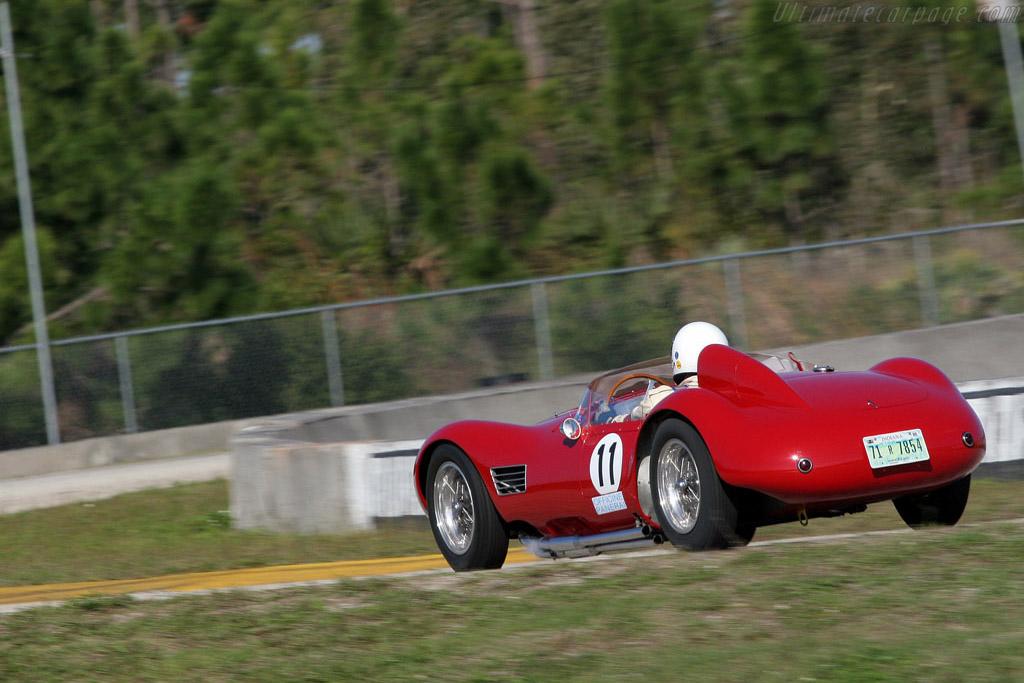 Maserati A6 GCS - Chassis: 2061   - 2008 Cavallino Classic
