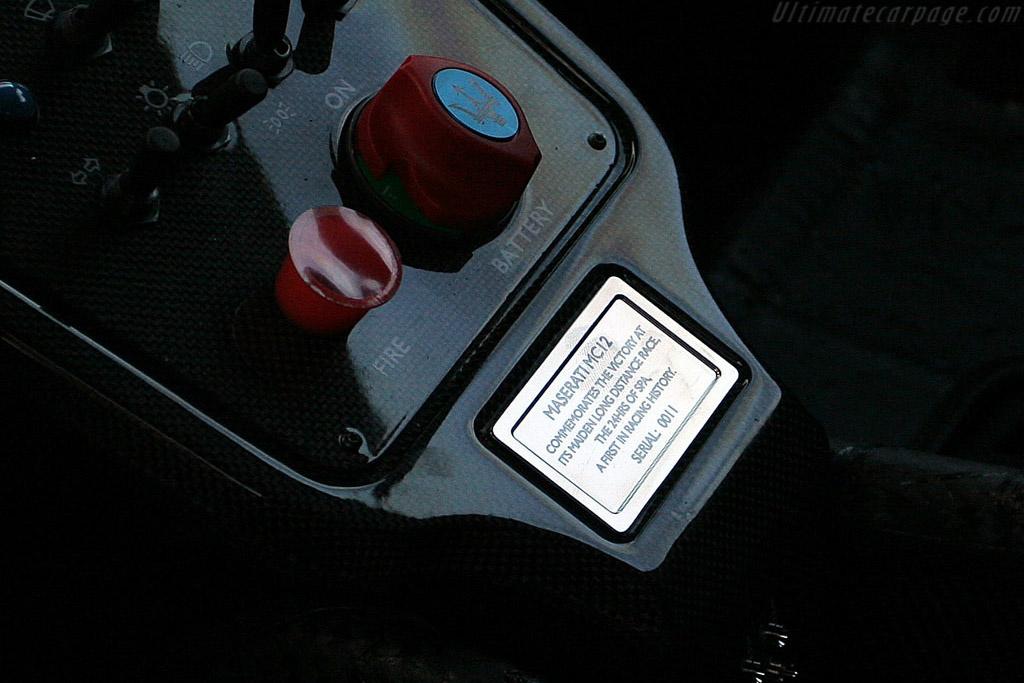 Maserati MC12 Corse - Chassis: 011   - 2008 Cavallino Classic