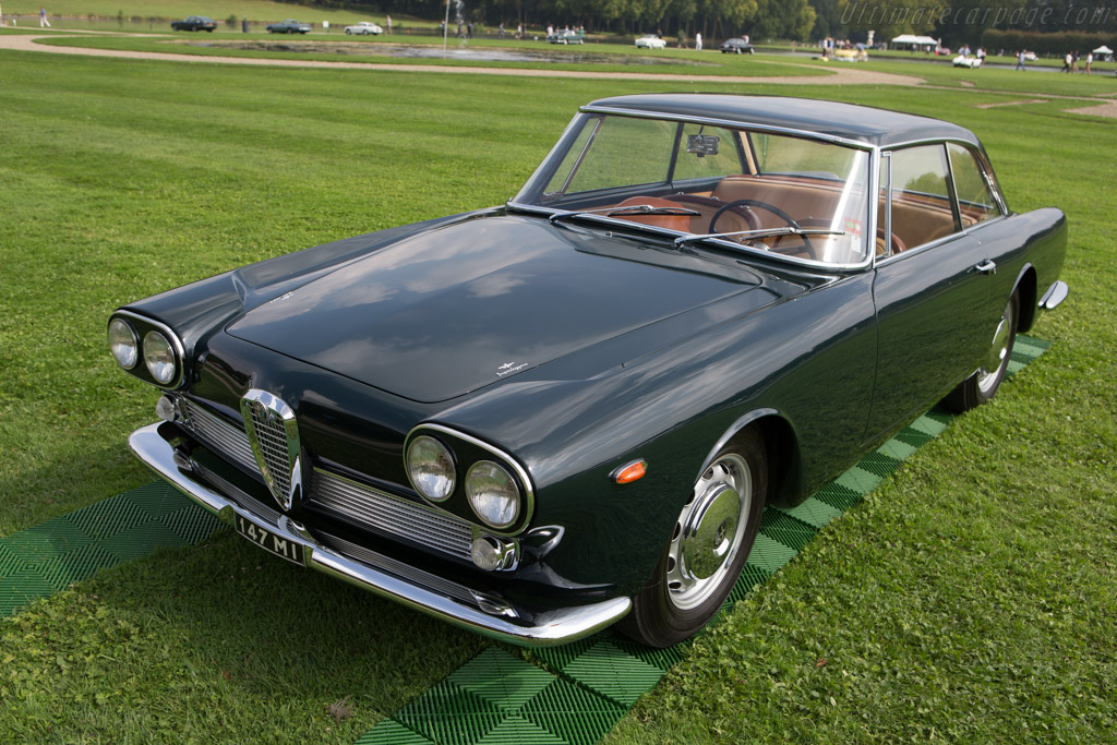 Alfa Romeo 2000 Praho - Chassis: AR10205-00001 - Entrant: Lopresto Collection  - 2014 Chantilly Arts & Elegance